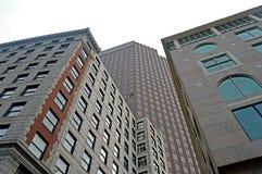 波士顿大厦 免版税图库摄影