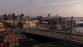 波士顿天线 影视素材