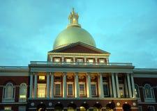 波士顿州议会议场 库存图片