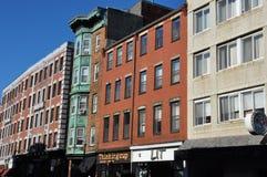 波士顿意大利一点 免版税库存图片