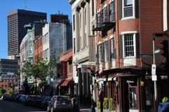 波士顿意大利一点 库存照片