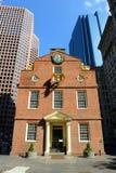 波士顿房子ma老状态美国 免版税库存照片
