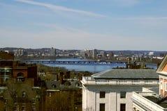 波士顿查理斯河 免版税图库摄影