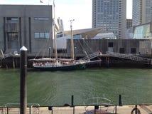 波士顿港口 库存图片