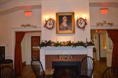 波士顿茶会博物馆在波士顿, 2016年12月11日的美国 库存图片
