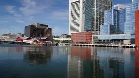 波士顿茶会博物馆,是一个浮动历史博物馆 股票录像
