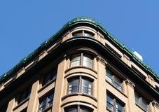 波士顿街市vi 库存图片