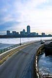 波士顿视图 库存照片