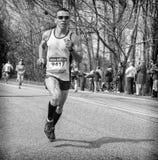 波士顿马拉松2013年 图库摄影