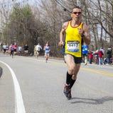 波士顿马拉松2013年 库存图片