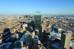 波士顿马萨诸塞地平线美国 库存照片