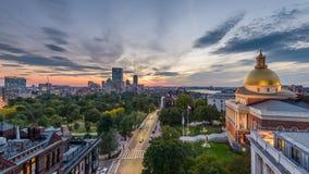 波士顿,马萨诸塞,美国 影视素材
