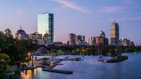 波士顿,马萨诸塞,美国 股票视频