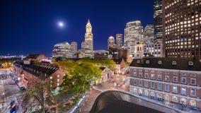 波士顿,马萨诸塞,美国 股票录像