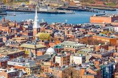 波士顿,马萨诸塞,美国 库存图片
