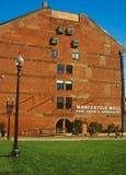 波士顿贸易的码头 库存照片