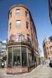 波士顿建筑学 免版税库存照片