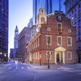 波士顿 图库摄影