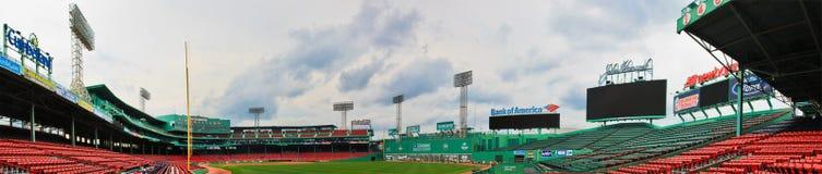 波士顿fenway家庭公园Red Sox 库存照片