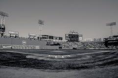 波士顿fenway ma公园 免版税库存照片