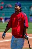 波士顿manny拉米雷斯・ Red Sox 库存照片