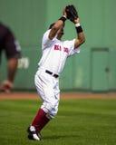 波士顿manny拉米雷斯・ Red Sox 免版税库存图片