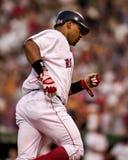 波士顿manny拉米雷斯・ Red Sox 免版税库存照片