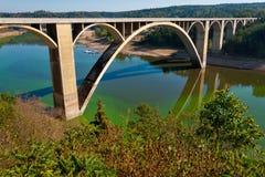 波多尔斯基桥梁 免版税库存图片