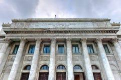 波多黎各国会大厦大厦-圣胡安 免版税图库摄影