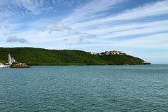 波多黎各海岸2 免版税库存照片