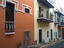 波多黎各老圣胡安 库存图片