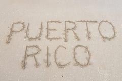 波多黎各 库存照片