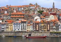 波尔图地平线在葡萄牙,欧洲 库存图片