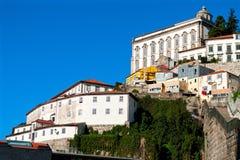 波尔图市风景,葡萄牙 图库摄影