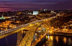 波尔图葡萄牙 免版税图库摄影