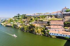 波尔图,葡萄牙葡萄酒库  库存图片