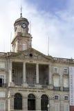 波尔图,葡萄牙- 2015年7月04日:Palà ¡ cio da Bolsa 免版税库存照片