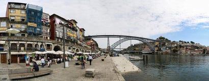 波尔图,葡萄牙 图库摄影