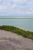 波尔图de Galinhas海滩 免版税库存照片