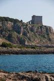 波尔图Selvaggio自然公园  库存照片
