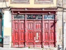 波尔图Trilogia 免版税图库摄影