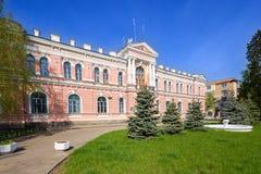 波尔塔瓦 乌克兰 免版税库存照片