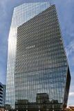 波尔塔的Nuova摩天大楼在米兰,意大利 免版税图库摄影
