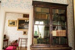波尔沃- Runeberg房子  免版税库存照片