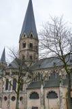 波恩大教堂 库存照片