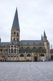 波恩大教堂 库存图片