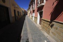 波托西玻利维亚 库存图片