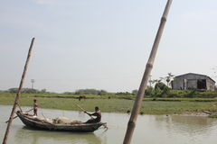 波拉岛自然秀丽  库存照片