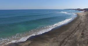 波摩莱海湾的,保加利亚渔夫 库存照片