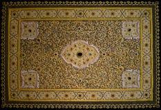 波斯地毯 免版税库存照片
